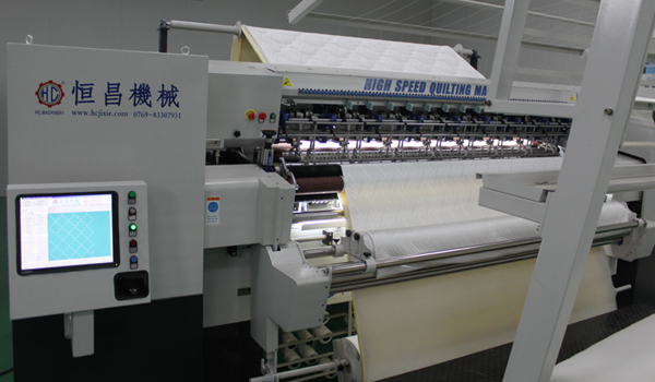 Computer quilting machine features and benefits